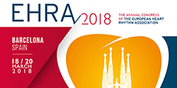 EHRA 2018 Congress