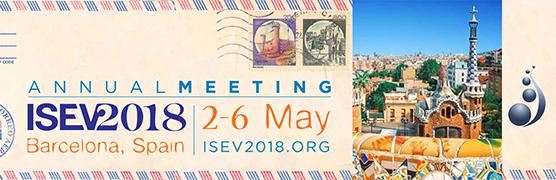 ISEV2018 Annual Meeting