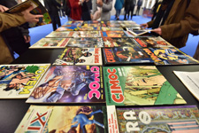 Salón del Cómic - Comic Fair